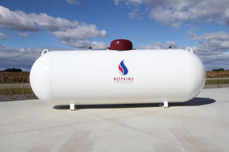 Propane Tank Sizes Hopkins Propane