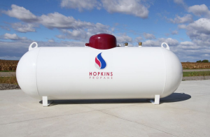 57 & 120 Gallon Propane Tanks